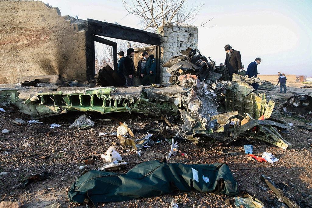इरान विमान दुर्घटना : भुलवश खसालेको इरानी सेनाको स्वीकार