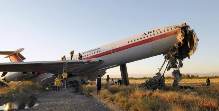 विमान दुर्घटना अपडेट : सबै जनाकाे मृत्यु