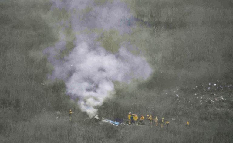 अमेरिकामा हेलिकप्टर दुर्घटना, चर्चित खेलाडी कोकेसहित ९ जनाको मृत्यु