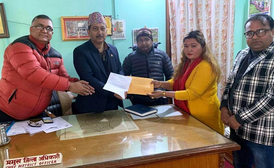 नेपाली भूभाग अतिक्रमणः पहल र प्रमाण सहित श्वेतपत्र जारी गर्न शान्ती समाज बाराको आग्रह
