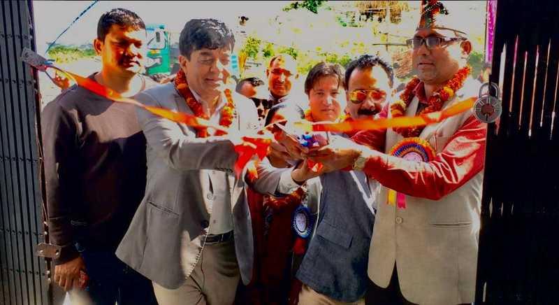 सिमरामा नेपाल आखा अस्पतालको सेवा सुरु, मियाले दिए तीन करोडको पाच कठ्ठा जग्गा